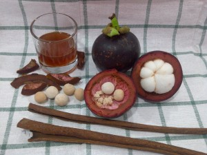Probiotic Spa with Mangosteen Powder